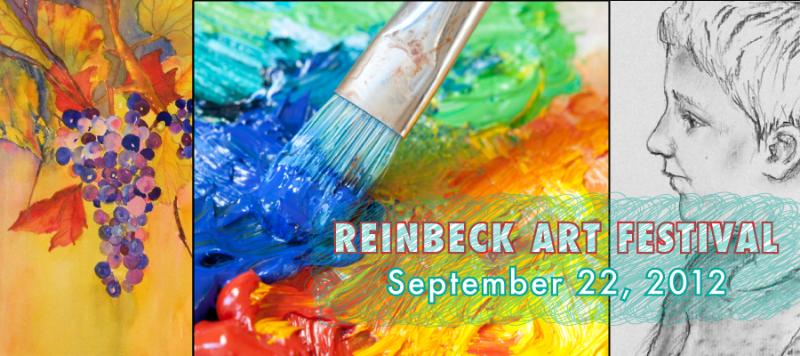 Reinbeck Art Festival
