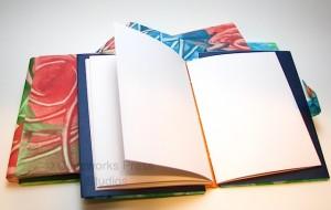 CP Pastepaper Journals open