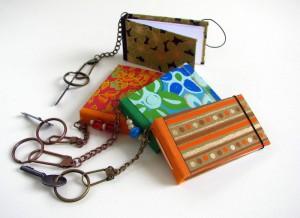 Keychain Books-Julie Russell-Steuar