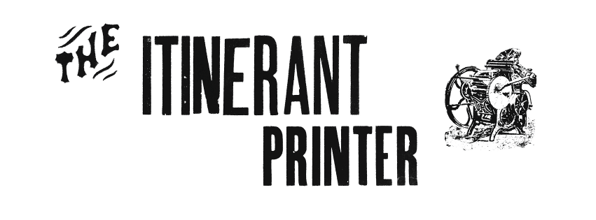 Itinerant Printer Logo