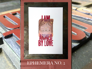 EPHEMERA NO. 2 by Caveworks Press